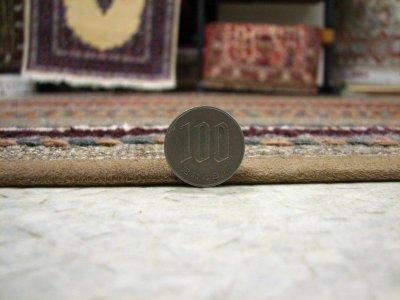 画像2: ペルシャ キリム ジャジーム ギャッベ 平織り パッチワーク ラグ B143 TR 154 x 98