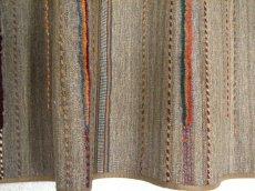 画像3: ペルシャ キリム ジャジーム ギャッベ 平織り パッチワーク ラグ B143 TR 154 x 98 (3)