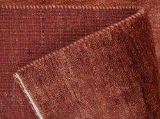 画像16: 良品  ペルシャ ギャッベ 縦1.8m 2.1㎡ センター ラグ ベッドサイド 2人掛けソファ サイズ 180 x 121 cm No.235 天然 草木染 ウール ギャベ 手織り ハンドメイド ラグ 絨毯 カーペット ヴィンテージ ビンテージ b-235-180121s034  (16)