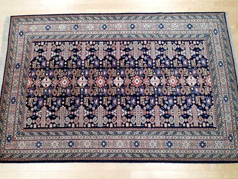 ペルシャ 絨毯 アルデビル 2.7m ...
